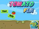 "Hab Spaß mit Tomaten in ""Tomato Fun""!"