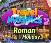 Computerspiele herunterladen : Travel Mosaics 2: Roman Holiday