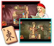 Computerspiele - Travel Riddles: Mahjong