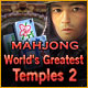 Neue Computerspiele World's Greatest Temples Mahjong 2
