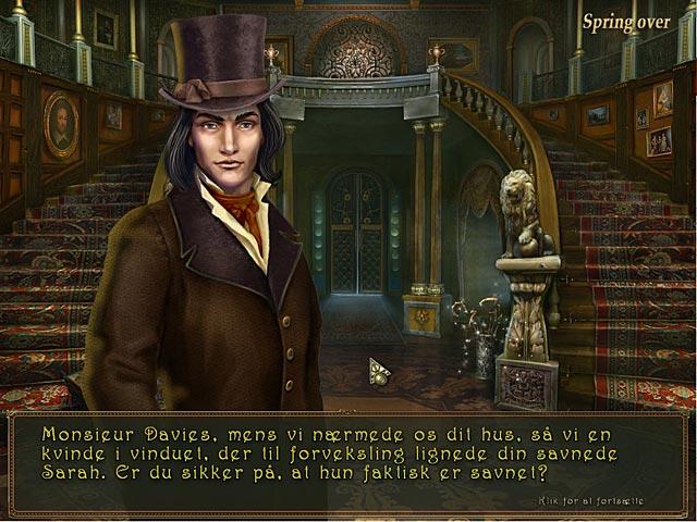 Dark Tales: Edgar Allan Poe's Den sorte kat img