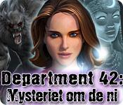 Department 42: Mysteriet om de ni