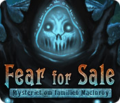 Fear for Sale: Mysteriet om familien McInroy