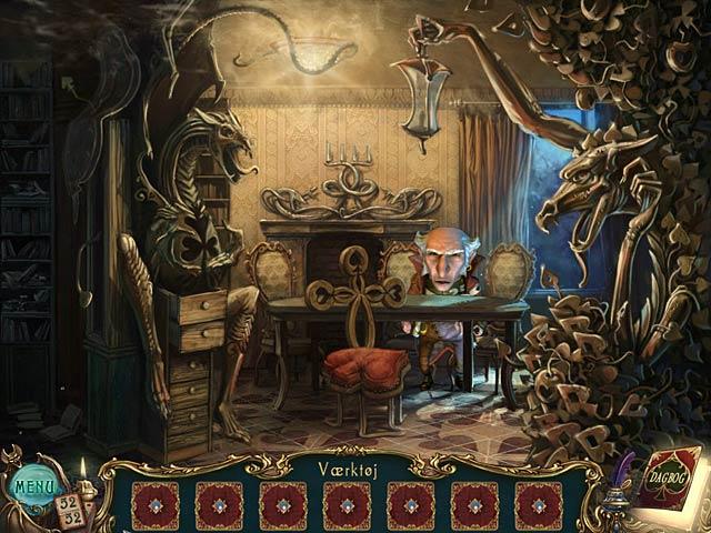 Haunted Legends: Spar dame img