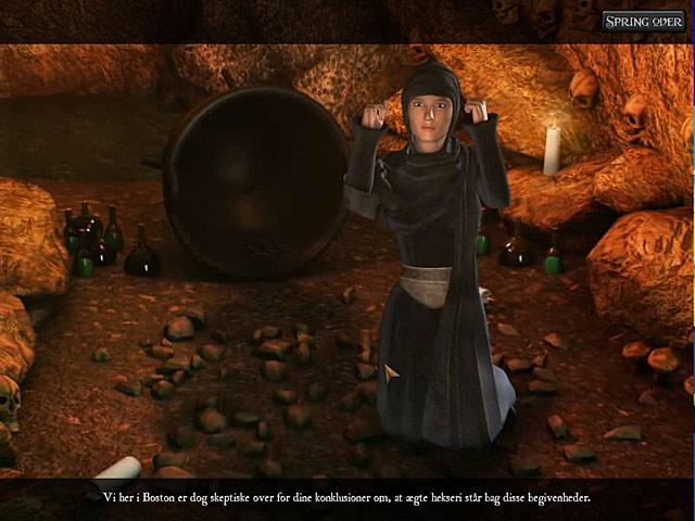 Hidden Mysteries: Salems hemmeligheder img