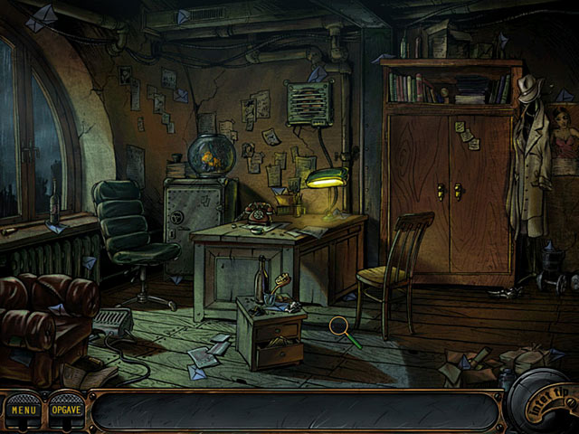 Nick Chase: A Detective Story img