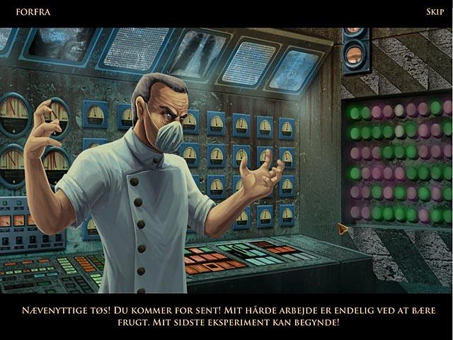 Nightfall Mysteries: Galeanstalten img