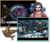 Køb Billige PC Spil Online : PuppetShow: The Curse of Ophelia Collector's Edition