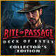 Køb Billige PC Spil Online : Rite of Passage: Deck of Fates Collector's Edition