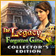 Nye spil The Legacy: Forgotten Gates Collector's Edition