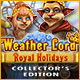 Køb Billige PC Spil Online : Weather Lord: Royal Holidays Collector's Edition