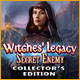 Nye spil Witches' Legacy: Secret Enemy Collector's Edition