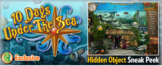 under sea games