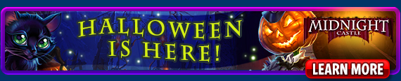 Midnight Castle Halloween Event