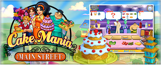 Free Download Game Cake Mania  Crack