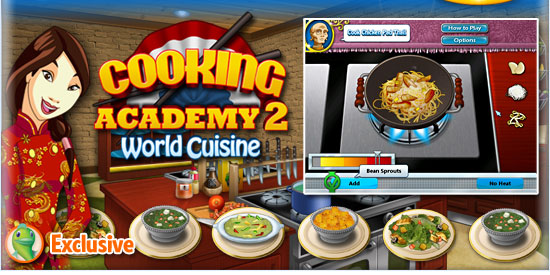 Free download pc games cooking academy 2 world cuisine for Big fish cooking games