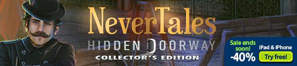 Nevertales: Hidden Doorway Collector's Edition (iPhone/iPad)