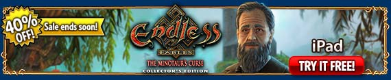 Endless Fables: The Minotaur's Curse Collector's Edition (iPhone/iPad)