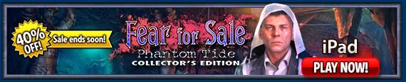 iOS Fear for Sale: Phantom Tide