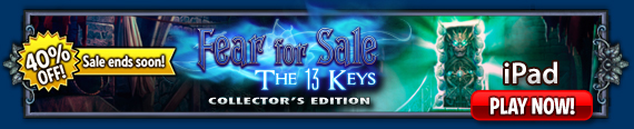 iOS Fear for Sale: The 13 Keys