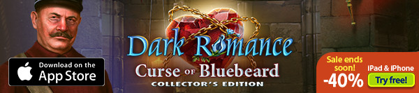 Dark Romance: Curse of Bluebeard Collector's Edition (iPhone/iPad)