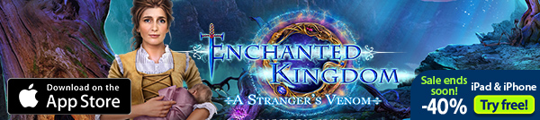 iOS Enchanted Kingdom: A Stranger's Venom Collector's Edition