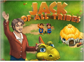 Play Jack of All Tribes > Online Games | Big Fish