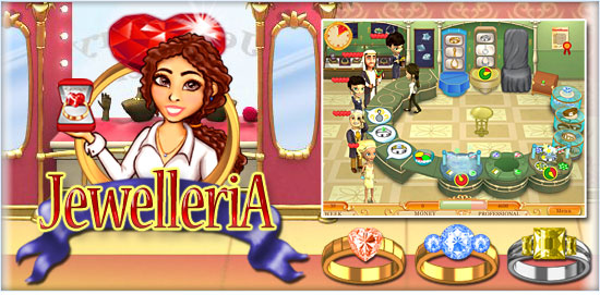 Jewelleria - Download and Play for Free at