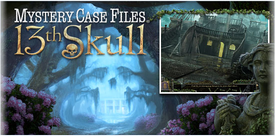 13th Skull Collectors Edition walkthrough