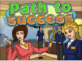 In The Game of Life: Path to Success...?