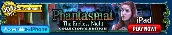 Phantasmat: The Endless Night Collector's Edition (iPad®)