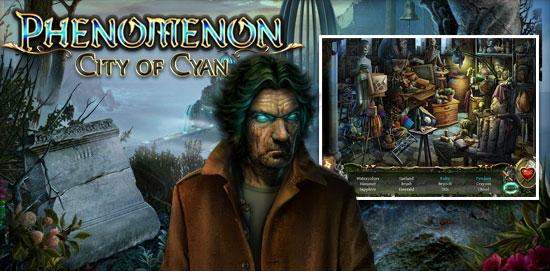 تحميل لعبة Phenomenon City Cyan لعبة Phenomenon City Cyan