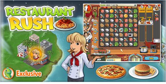 restaurant rush