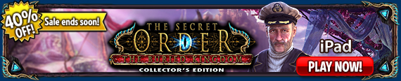 The Secret Order: The Buried Kingdom Collector's Edition (iPhone/iPad)