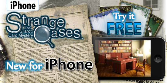 download Strange Cases for iPhone