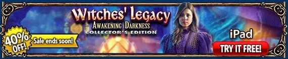 Witches' Legacy: Awakening Darkness CE (iPhone/iPad)