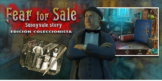juego Sunnyvale Story edición coleccionista