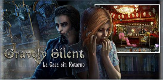 juego Gravely Silent La Casa Sin Retorno
