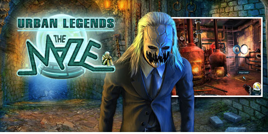 solucion Urban Legends The Maze guia