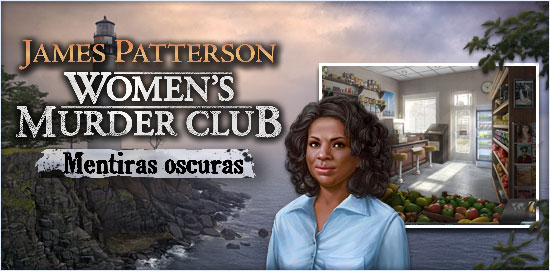 jugar Womens Murder Club Mentiras Oscuras objetos ocultos