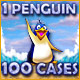 1 Penguin 100 Cases download game