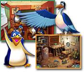 1 Penguin 100 Cases screenshot