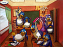 Play 1 Penguin 100 Cases Game Screenshot 1