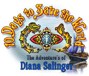 10 Days To Save the World: The Adventures of Diana Salinger Game Featured Image