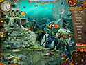 in-game screenshot : 10 Days Under The Sea (pc) - Hunt for sea life and hidden objects.