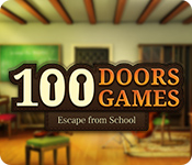 100 Doors Games: Escape From School