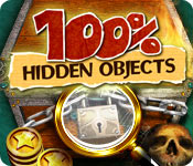 100% Hidden Objects Game Featured Image