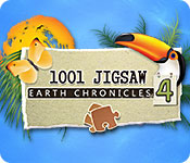 1001 Jigsaw Earth Chronicles 4 for Mac Game