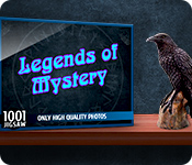 1001 Jigsaw Legends Of Mystery for Mac Game