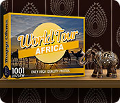 1001 Jigsaw World Tour Africa Game Featured Image